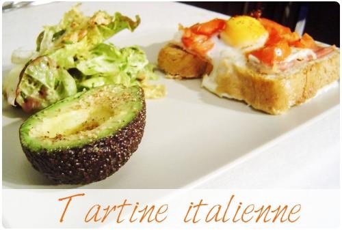 tartine-italienne