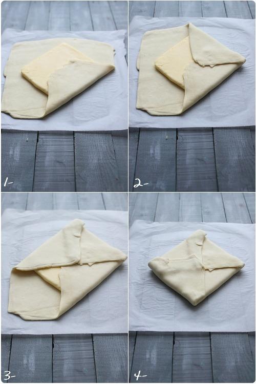 Pâte feuilletée : conseils et recette en images