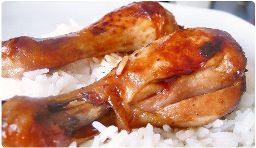 pilons de poulet laqu 233 s 224 la chinoise chefnini