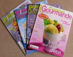 Quels magazines de cuisine acheter ?