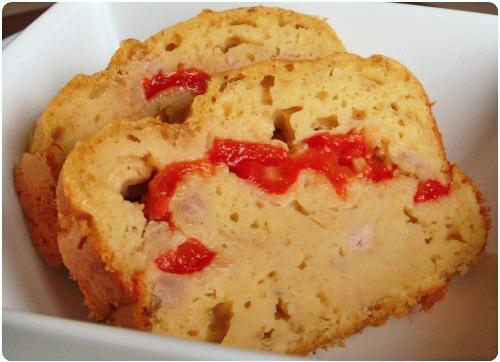 Recette Cake Au Thon Et Olives Moelleux