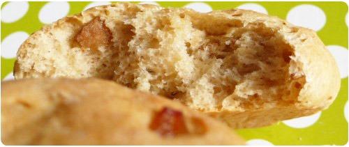 Petits pains aux figues s same et flocons d avoine chefnini for Ambiance cuisine avoine