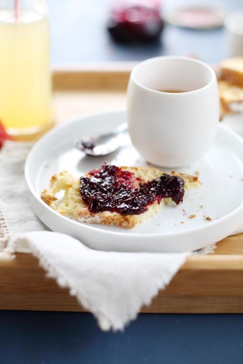 Brioche allégée au yaourt