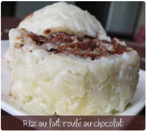 Recette gateau de riz au lait au chocolat