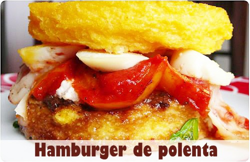 hamburger-polenta