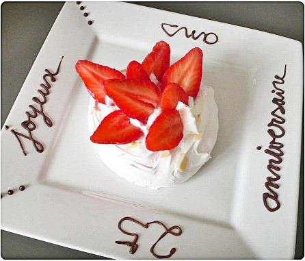 pavlova-fraise