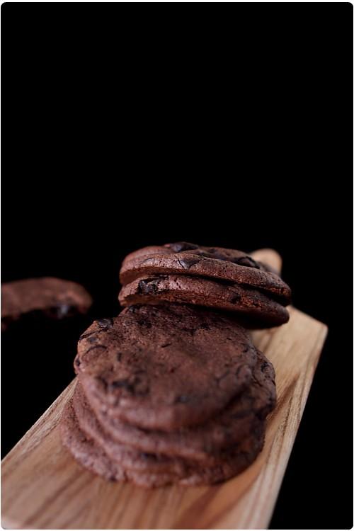 Cookies extra chocolat
