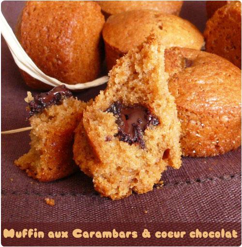 muffin-carambar
