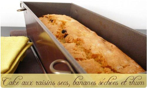 cake-raisin-banane-rhum