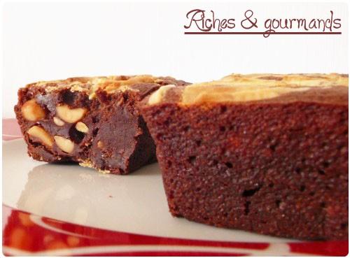 brownie-choco-cacahuete