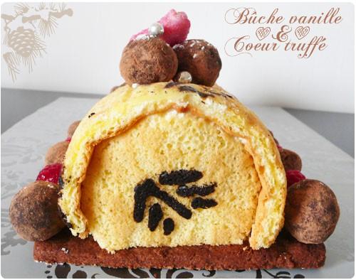 buche-vanille-truffes6