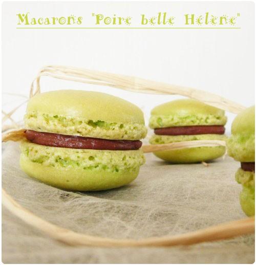 macaron-poire-belle-helene3