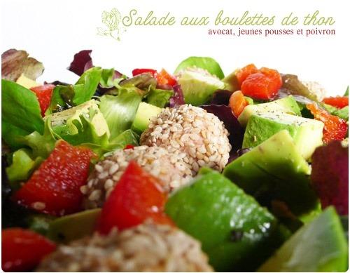 salade-boulette-thon