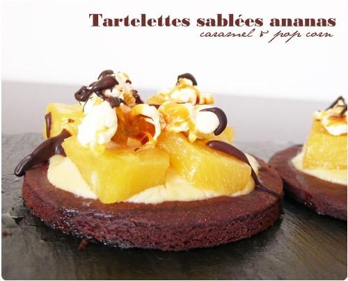 tartelette-ananas-pop-corn