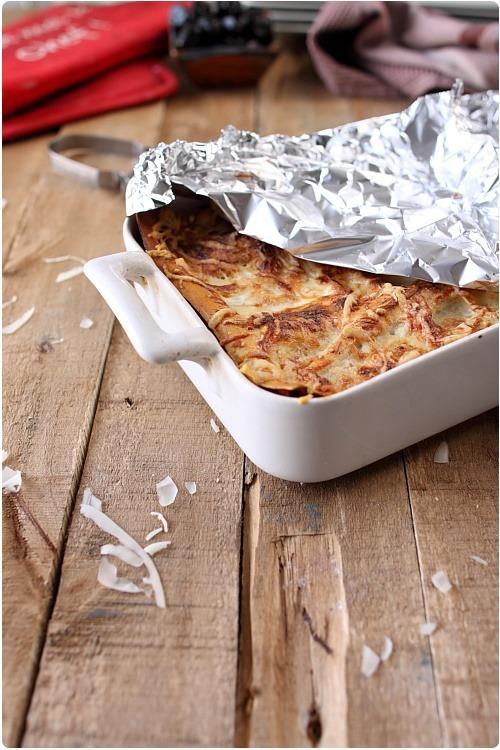 lasagne-vegetarienne
