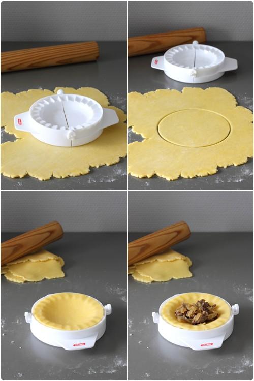 Acheter moule empanadas