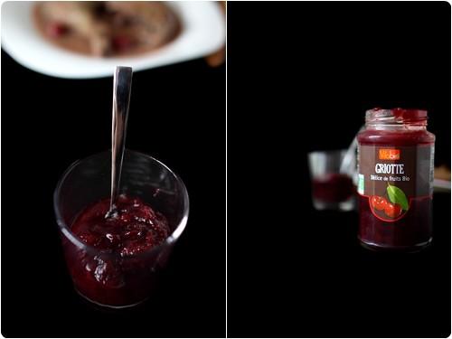 Cuisses de canard sauce griottes chefnini - Recette de cuisse de canard en sauce ...