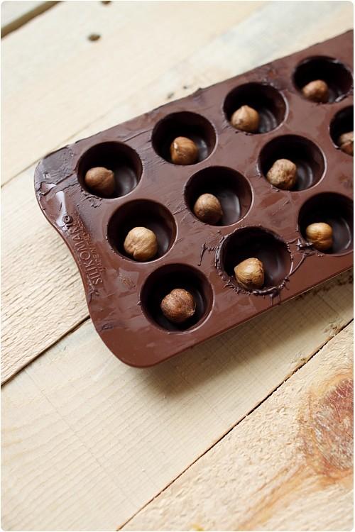 Chocolats Fourres Surprise Noisette Chefnini