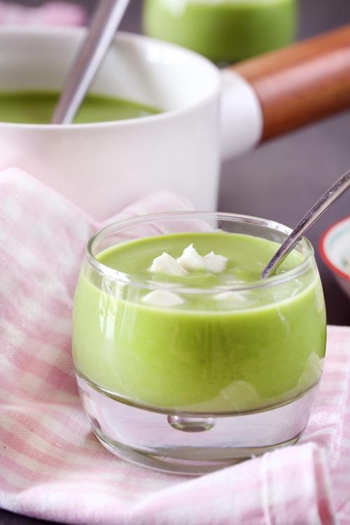 soupe-petit-pois-mozzarella7