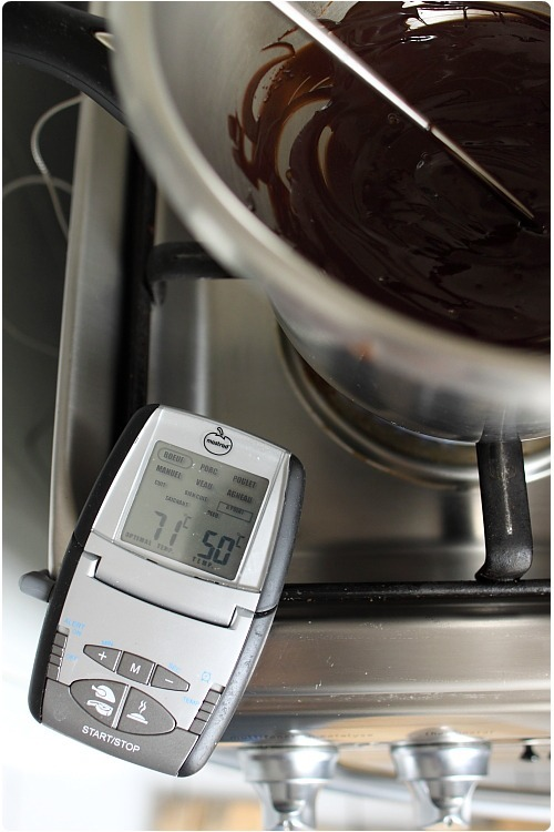 Comment tempérer du chocolat