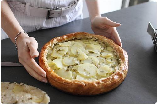 Pâté aux pommes de terre