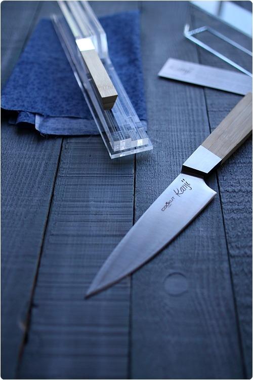 set couteau acier et c ramique d couvrir chefnini. Black Bedroom Furniture Sets. Home Design Ideas