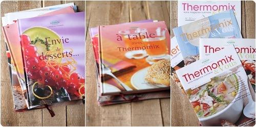 livre thermomix - Livres De Cuisine Thermomix