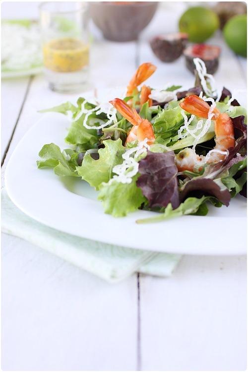 salade-gambas-vermicelle-croustillant2