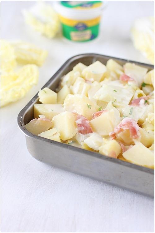 gratin-pomme-terre-chou-chinois-cancoillotte