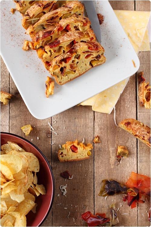 cake-poivrons-grilles-chorizo5