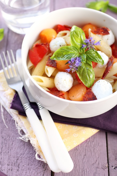 salade-chevre-chorizo3 copie