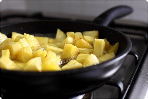crumble-ananas-express