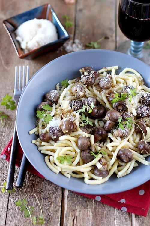 spatzle-champignons-echalote-parmesan5
