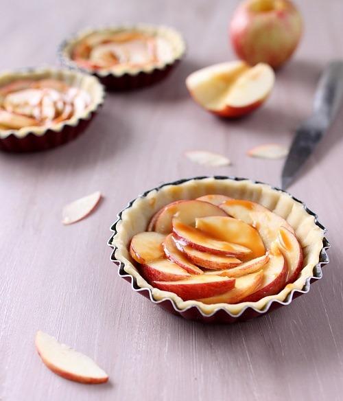 tartelettes-pommes-caramel