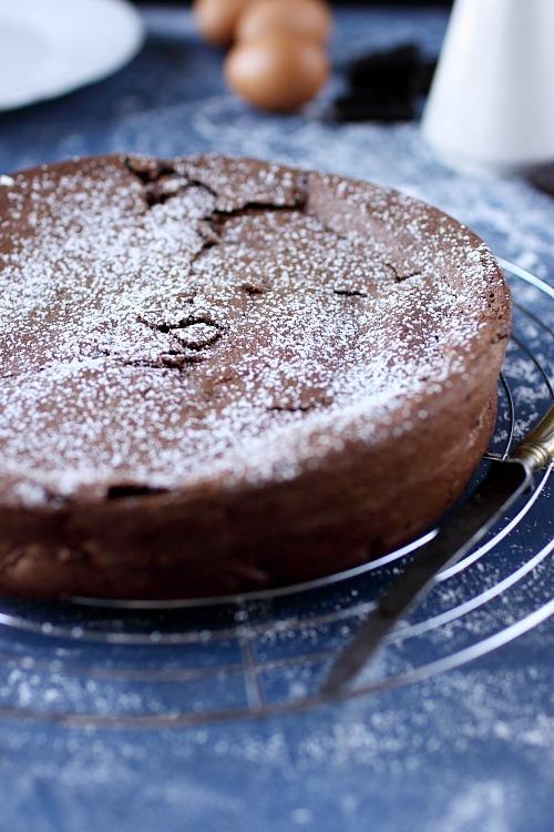 Gâteau chocolat Bellevue