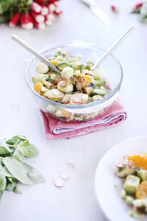 salade-avocat-lapin-mozzarella