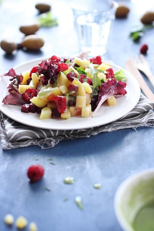 salade-pommes-de-terre-framboise5