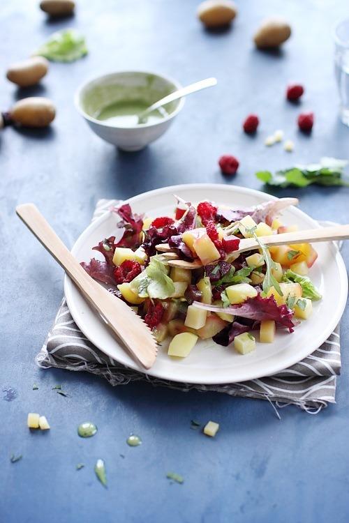salade-pommes-de-terre-framboise8