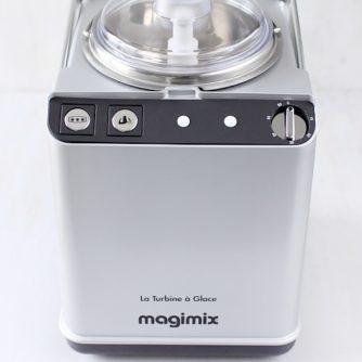 Test du robot magimix p tissier multifonction cs6200 xl chefnini - Turbine a glace comparatif ...