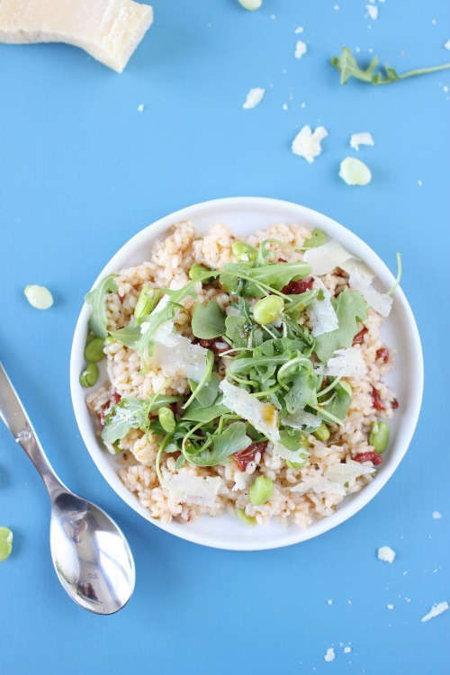 risotto-feve-tomate-roquette6