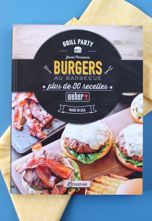 avis burgers au barbecue 1 livre gagner chefnini. Black Bedroom Furniture Sets. Home Design Ideas