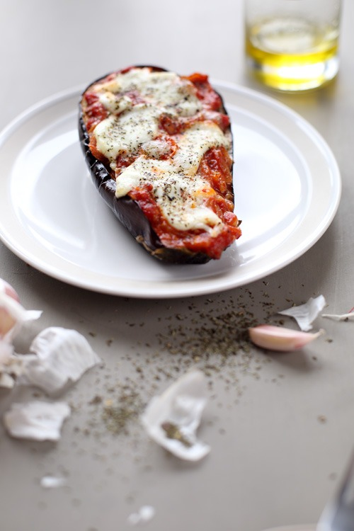 aubergines-roties-mozzarella7 copie