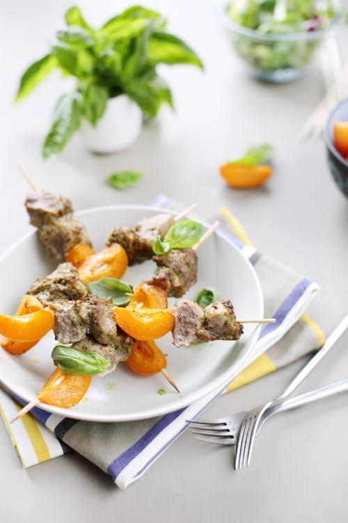 brochette-porc-abricot-pesto7 copie