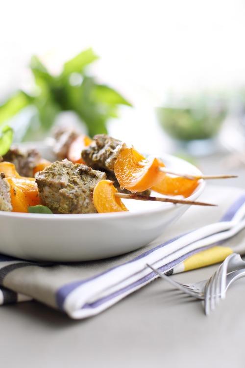 brochette-porc-abricot-pesto9 copie