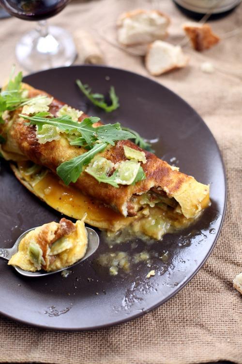 omelette-ravioles-girolles7