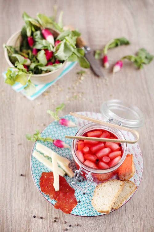 pickles-radis