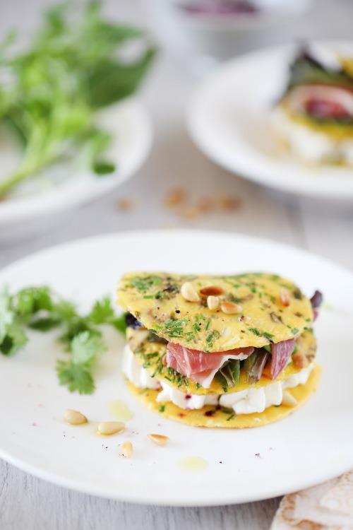 mille-feuille-omelette