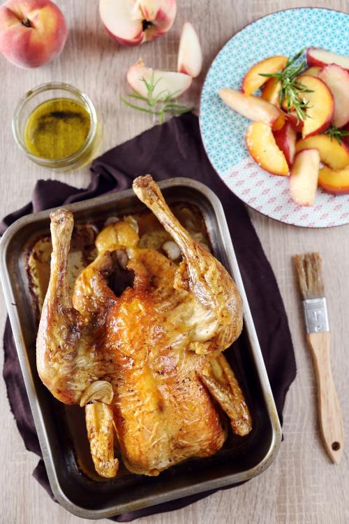 poulet-roti-peche-vanille-romarin7