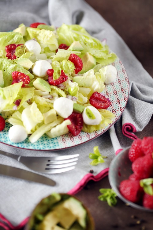 salade-mozzarella-avocat-framboise2