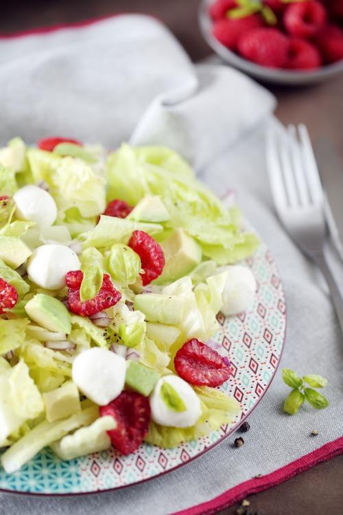 salade-mozzarella-avocat-framboise4